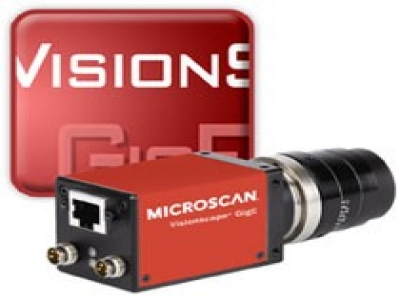 Visionscape® GigE Overall machine vision inspection solution